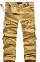 Men's 100% Cotton Woven Pants.