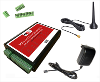 Modbus modem with RS485