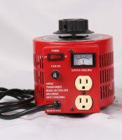 TDGC2-2KVA Series Contact Type Voltage Regulator, variac transformer