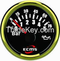 52mm Electronic Stepper Motor Auto Pressure Gauge