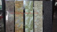 Wood grain aluminum sheet