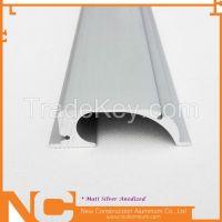 Anodizing aluminum profiles