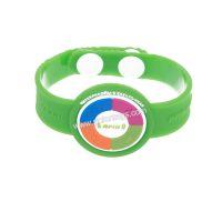 Free Samples RFID Fudan F08 1K Fitness RFID wristband waterproof