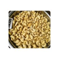 Top Grade Dried Cashew Nut SW 320 at Best Price