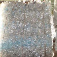 Hot Washed 100% Clear PET Bottles Plastic Scrap