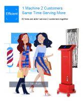 Hair Perm Machine, Iron Curlier, Phantom Vogue Edition, Red, PHC02