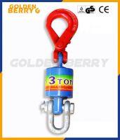 Oil rotary hook