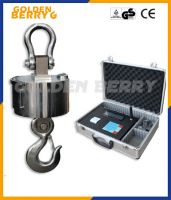 Wireless printing electronic steelyard