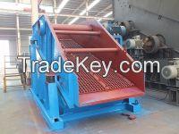 WYK series circular vibrating screen for quarry