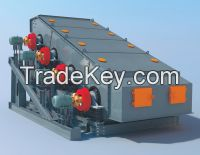 High amplitude vibration screen, circular vibrating screen for quarry