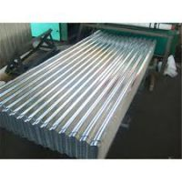 0.12-1.2mm galvanized corrugated steel roof panel