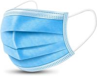 Virus Protection 3-Ply Face Mask