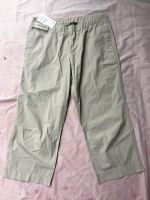 High Quality Cheap Casua  WOMEN'S CROPPED PANTS
