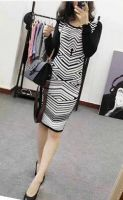 Ladies knitted dress