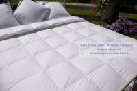 Sell duck down comforter , bedding set