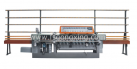 Glass Straight Line Beveling and Edging Integrated Machine