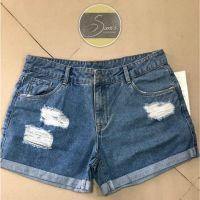 Pure Denim Shorts 009
