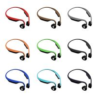 Air Open-Ear Wireless Bone Conduction Headphones with Brilliant Reflective Strips