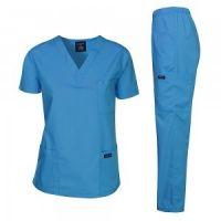 Custom unisex Medical Scrubs/ Medical nursing scrubs