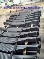 sell spring steel flate bar for auto blade spring