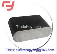 carbon steel spring flats grooved for truck leaf spring