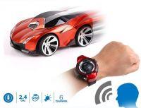 Watch Acoustic Remote Control Mini Car