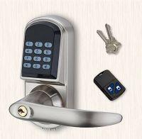 Keyless Entry Electronic Door Locks/Commercial, Residential Locksmith Remote Controller Door Locks
