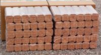 Fuel Briquettes Pini Kay, BBQ Charcoal, Sawdust