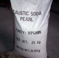 99% Industrial Grade Caustic Soda Pearls / Flakes