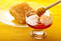 Organic honey and honey products