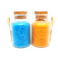 Hot Sell OEM Private Label Free Sample Foot soak Himalayan Hotel pink Relax Natural Dead Sea Salt Lavender Bath Salt