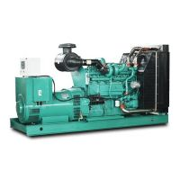 Open type USA brand 450kw diesel generator manufacturers for sale powered by QSZ13-G3