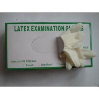 LATEX EXAMINATION AND SURGICAL GLOVES