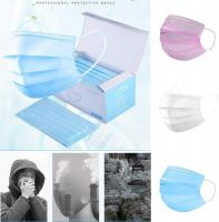 Adjustable Non-woven medical face mask disposable