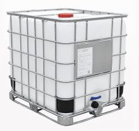 1000L HDPE plastic IBC tank for chemical storage equipment