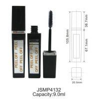Empty Cosmetic Mascara Tube