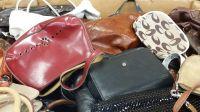 Used purses & handbags