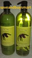 Hair Shampoo and Conditioner Wholesale with Natural Oil Olive Natural
