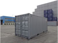 Dry cargo used standard 20ft or 40ft or 40ft shipping container