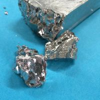 Natural Stone Colorful Bismuth Ore Stone Crystal Specimen