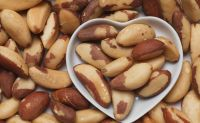 High in Calories and Fat Brazil Nuts Available for Sale