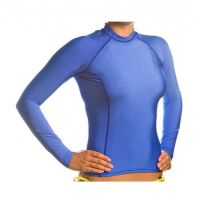 Ladies Rash Guard Made of Lycra