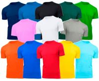 CUSTOM ROUND NECK T SHIRTS