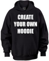 Custom - Create your own - 3D Sublimation Printing Hoody / Hoodie Plus size