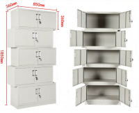 Office File Cabinet 8