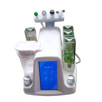 4 in1 portable skin diamond microdermabrasion aqua peel machine