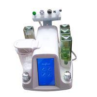 Skin Scrubber Oxygen Injection Oxygen Aqua Peel Microdermabrasion System
