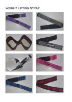 Weight Lifting Strap, Figure 6 Straps, Figure 8 Straps, Fitness Straps, Power Lifting Strap, Gym Straps, Wrist Strap
