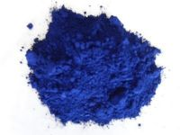 Victoria Blue B , dyes of paper