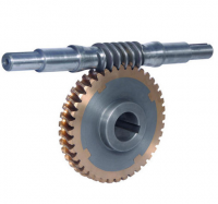 Worm Shaft High Quality Manufacturing
